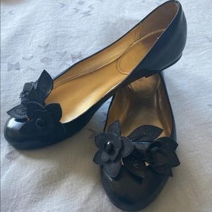 Coach Leather Flats size 6